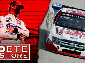 The Pete Store Returns as Primary Partner of Todd Gilliland at Richmond