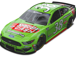 CURO Financial Technologies Continues Partnership with Front Row Motorsports