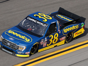 Speedco Returns to Front Row Motorsports in Search of Back-to-Back Truck Series Playoff Berths