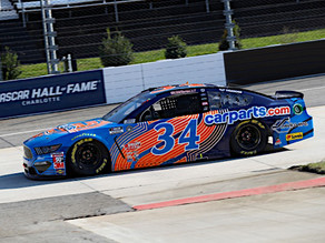 CarParts.com Returns as Major Partner with Front Row Motorsports