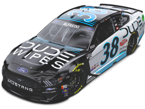 Anthony Alfredo Welcomes DUDE Nation to Front Row Motorsports