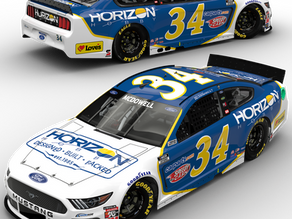 Michael McDowell Returns to New Hampshire with New Colors