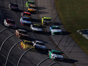 FRM Talladega Recap: McDowell Comes Close to Win.  Alfredo Earns Best Cup Finish on Sunday