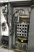 250 HP, VFD package, Main Breaker Line, Load Reactor