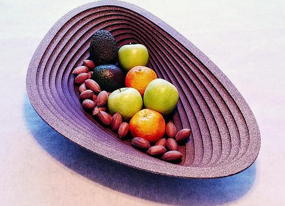 Designer Fruit Bowl (Stone)