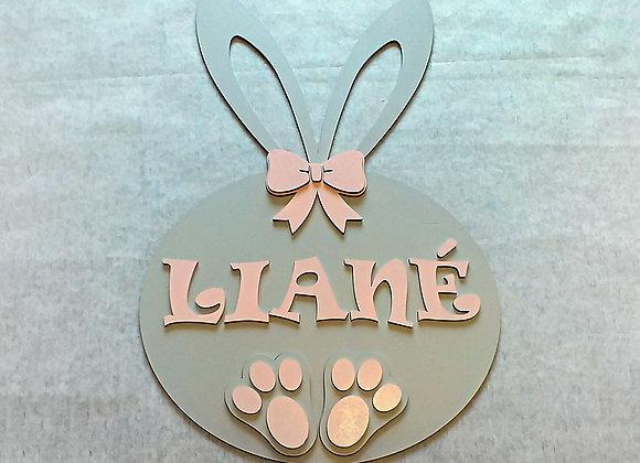 Bunny Child's Name
