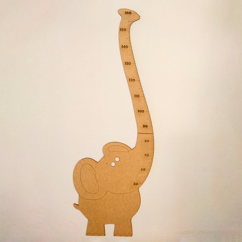 Elephant Growth Chart