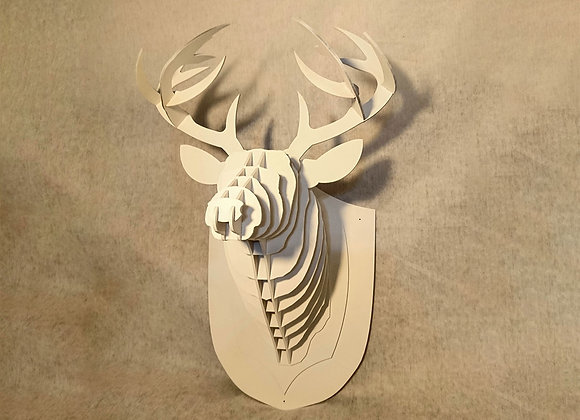 Antelope Stag Head