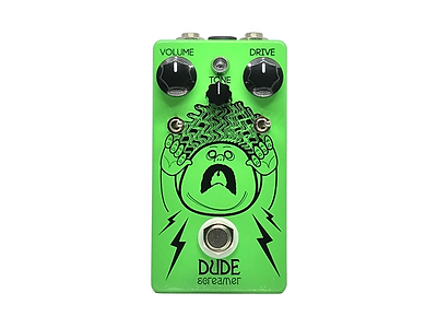 tube screamer, jonny rock, johnny rock