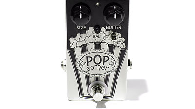 unique sounding overdrive, favorite OD, favorite guitar pedal, popcorn machine, Jonny Rock, rock gear, guitar gear, gear freak, boutique overdrive, handmade effect pedal