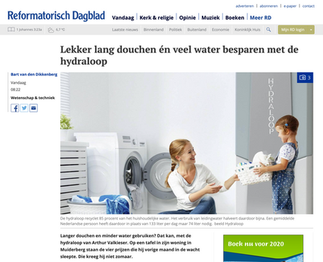 Article rd.nl