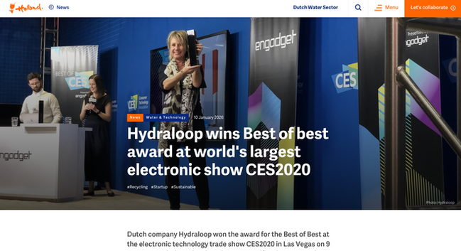 Article dutchwatersector.com