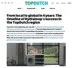Article topdutch.com