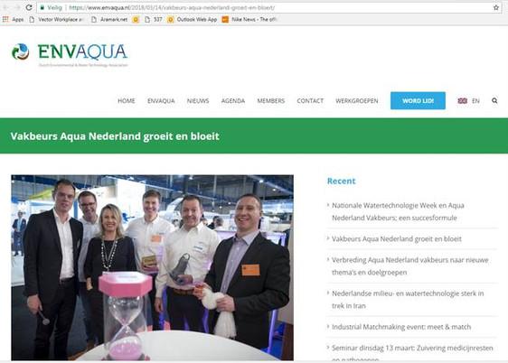 www.envaqua.nl March 2018