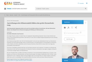 Article gtai.de