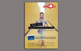 Flyer Beyuna Energy / Dance 4 life