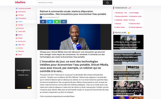 Article inbefore.fr