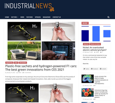 Article industrialnews.co.uk