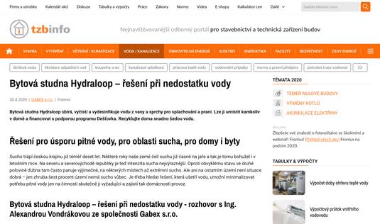 Article voda.tzb-info.cz