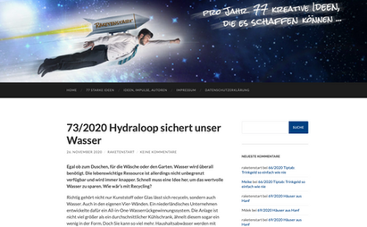 Article raketenstart.org