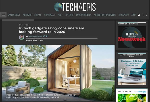 Article techaeris.com