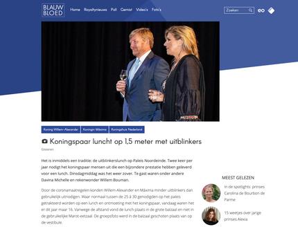 Article blauwbloed.eo.nl