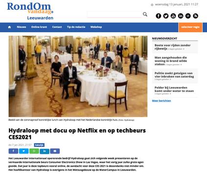 Article rondomvandaag.nl