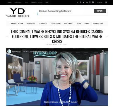 Article yankodesign.com