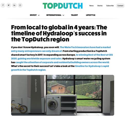 Article topdutch.com