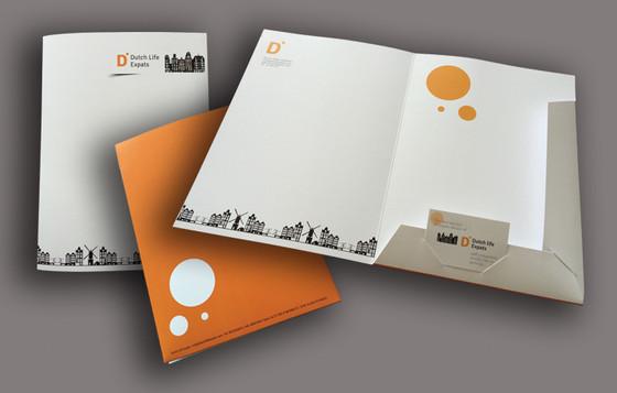 Dutch Life Expats Logo & Huisstijl