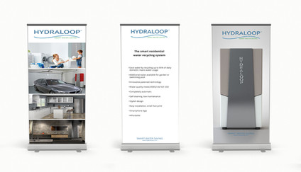 Banners Hydraloop
