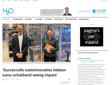 Article h2owaternetwerk.nl