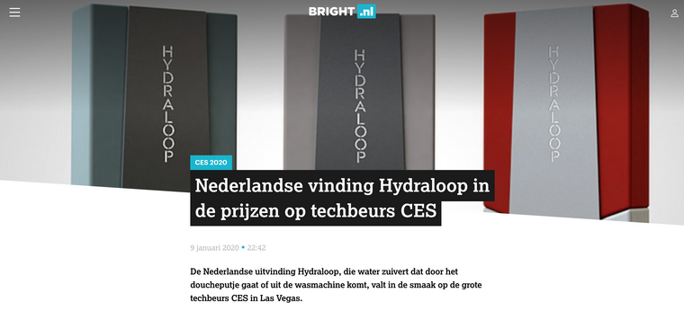 Article bright.nl