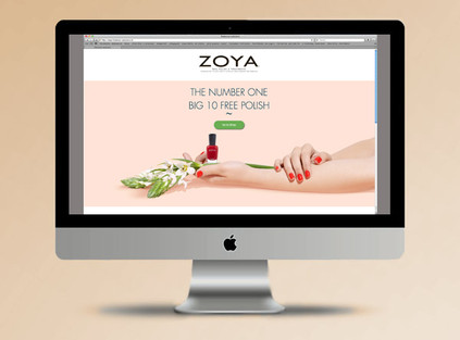 Zoya nailpolish