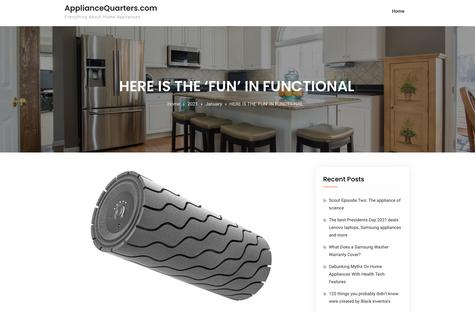 Article appliancequarters.com
