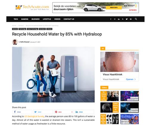 Article techacute.com