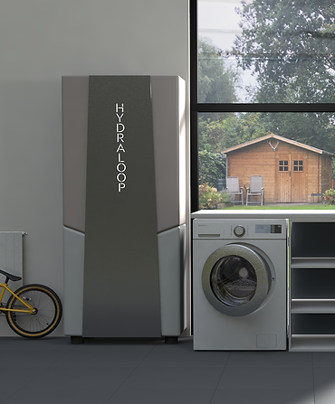 We at Hydraloop are committed to inspire people to save water and energy by offering smart and affordable recycling products. We believe that water recycling should become a standard item in every single home, just like a fridge, oven or washing machine.