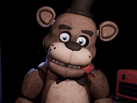 Five Nights at Freddy's VR at GamedayVR