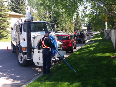 Sewer Jetter Pronto Calgary