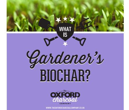 Gardeners Biochar