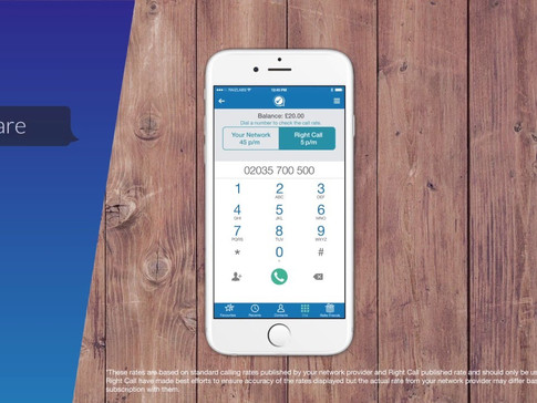 About RightCall App