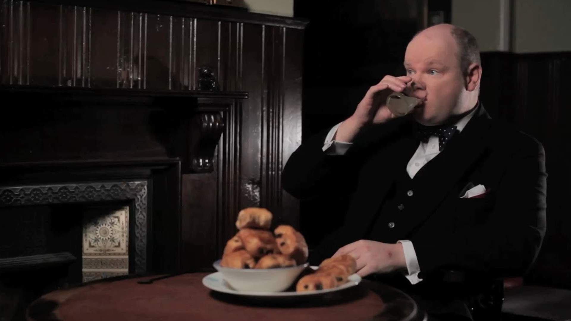 Churchill: the lost interviews (Web Series)