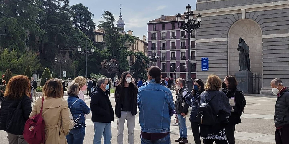 Huellas del Madrid Judío - Visita Guiada y Experiencia Gastronómica