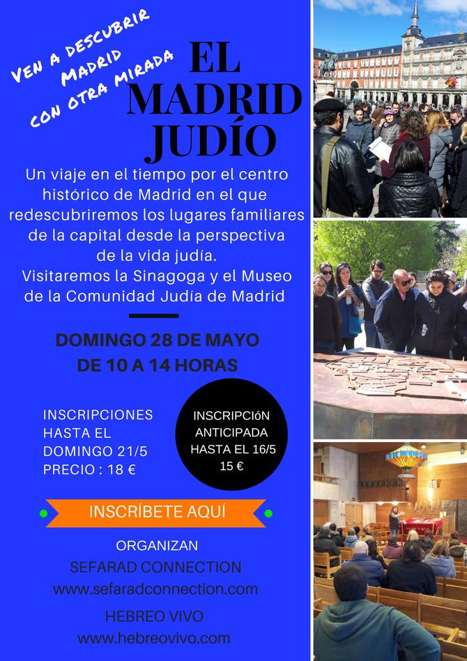 Madrid con Ota Mirada: El Madrid Judío