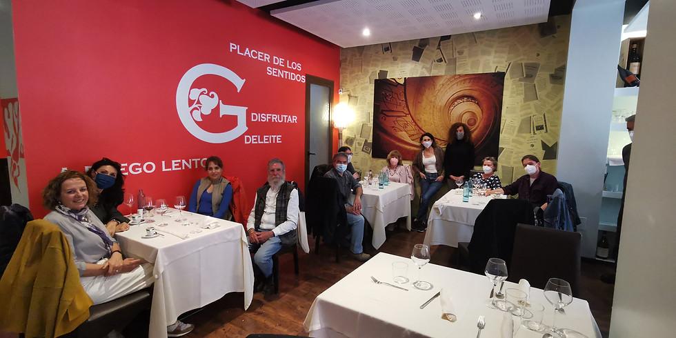 """Gastronomía y Canto: """"Siete modos de guisar la Berengena"""""""