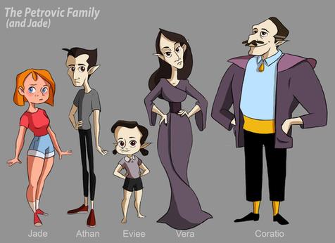 Petriovic Family