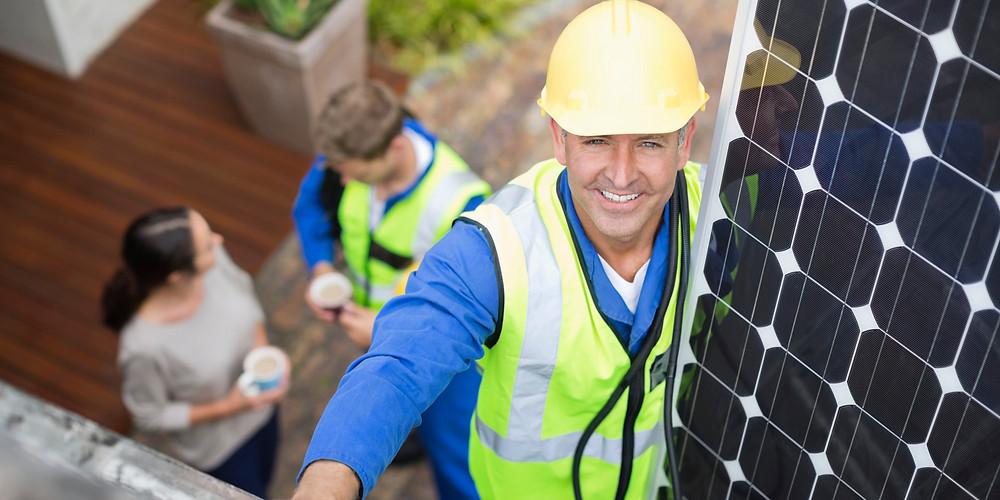 solar panel canada, blue sky solar, solar panel prices