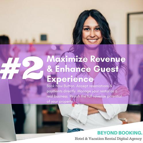 Maximize Revenue & Enhance Guest Experience