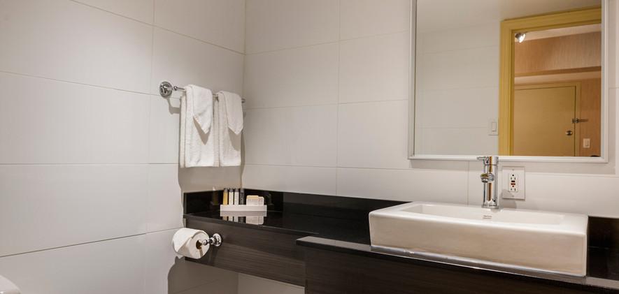 bathroom cozy room