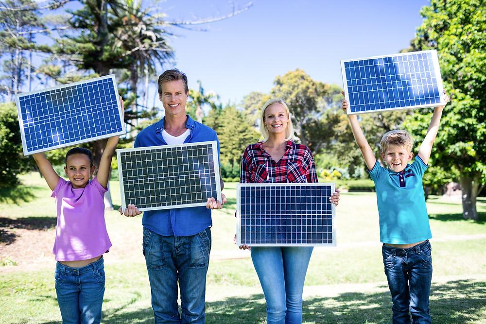 solar panel canada